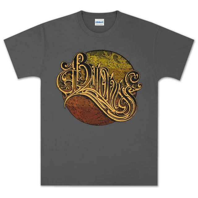 Baroness Horkey Logo Charcoal T-Shirt