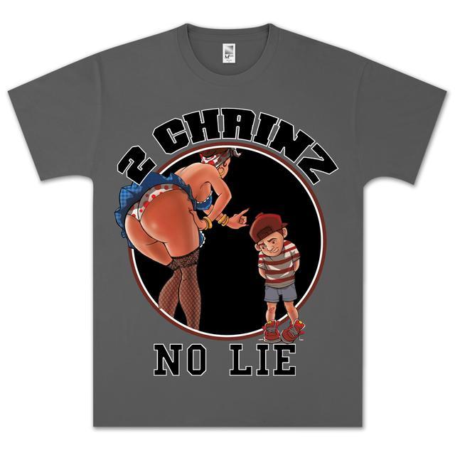 2 Chainz No Lie Album Cover T-Shirt