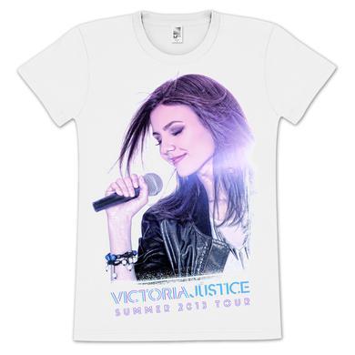 Victoria Justice Mic Jr's T-Shirt