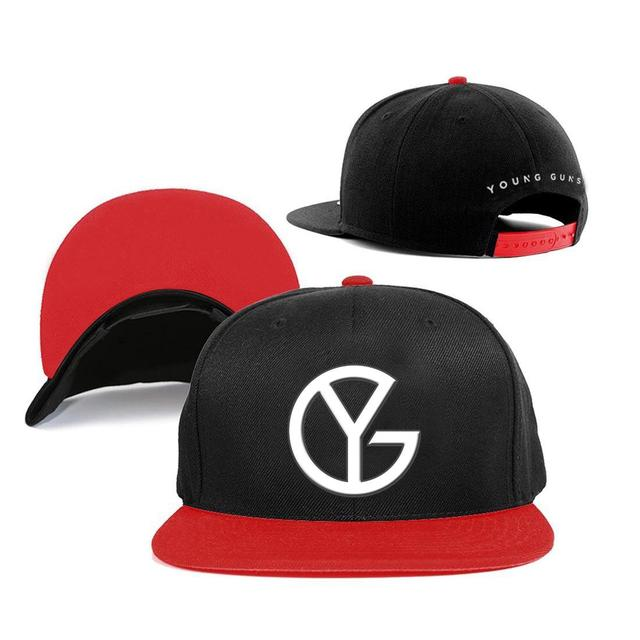 Young Guns Snapback Hat