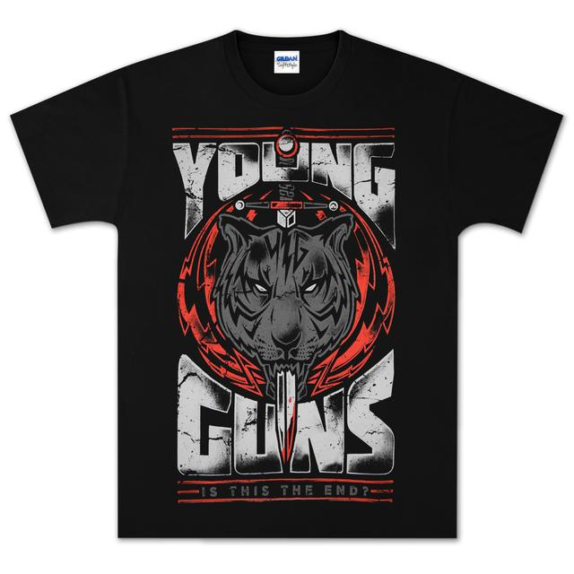 Young Guns In The End T-Shirt