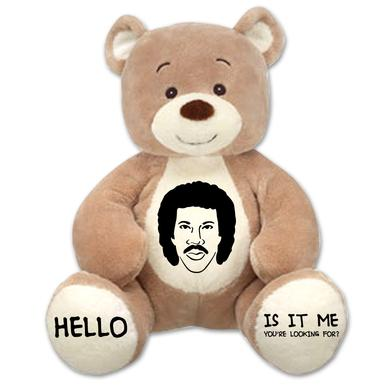 Lionel Richie Teddy Bear