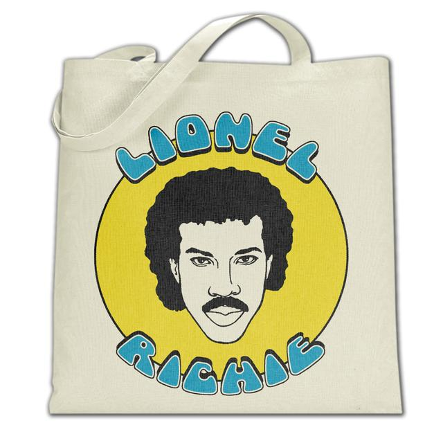 Lionel Richie All Night Cartoon Tote
