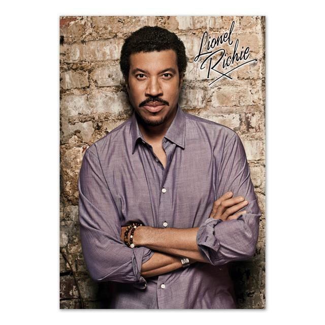 Lionel Richie Wall Poster