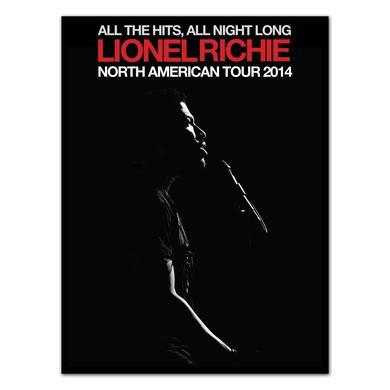 Lionel Richie Piano 2014 18x24 Poster