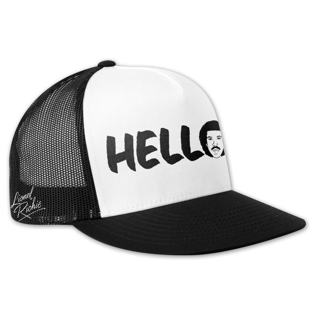 Lionel Richie Hello Trucker Hat