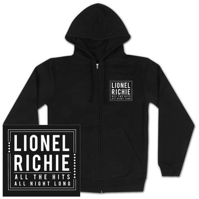 Lionel Richie All The Hits Hoodie