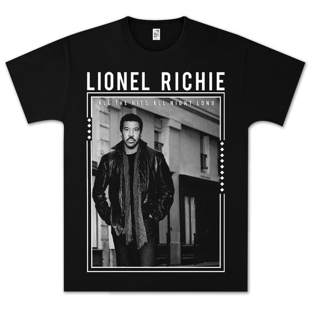 Lionel Richie All The Hits T-Shirt