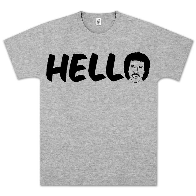 Lionel Richie Hello T-Shirt