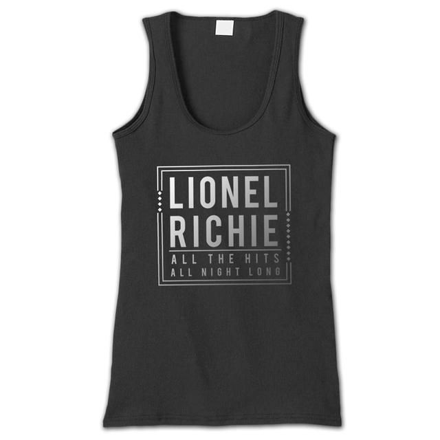Lionel Richie All The Hits Juniors Tank Top