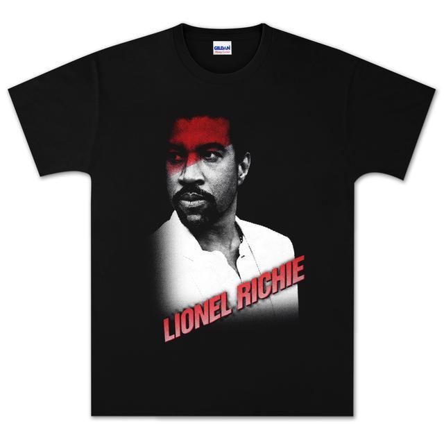 Lionel Richie Profile T-Shirt