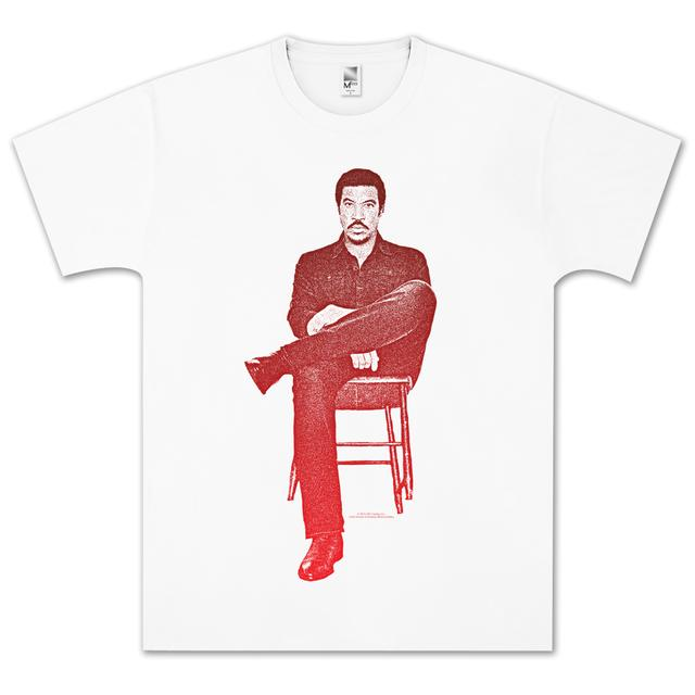 Lionel Richie Posterized Chairs T-Shirt