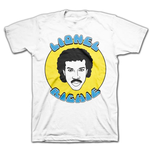 Lionel Richie Lionel All Night Long Classic Cartoon T-Shirt