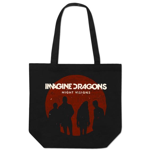 Imagine Dragons Red Moon Tote Bag