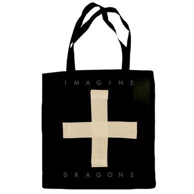 Imagine Dragons Cross Symbol Tote Bag