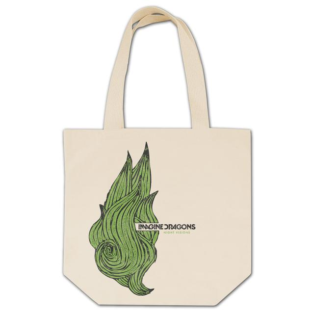 Imagine Dragons Leaf Tote