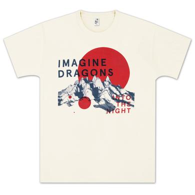 Imagine Dragons Mountains T-Shirt