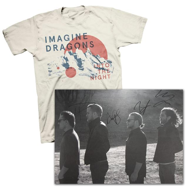 Imagine Dragons Limited Edition Lithograph Bundle