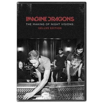 Imagine Dragons The Making of Night Visions: Deluxe Edition DVD