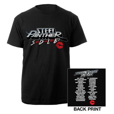 Steel Panther SDLB's Tour 2013 Shirt
