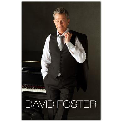 "David Foster Piano 8x10"" Photo"