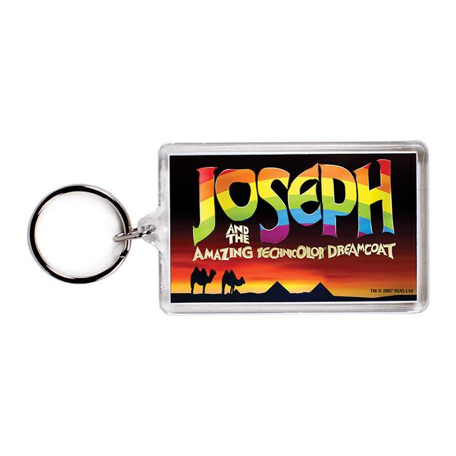Joseph And The Amazing Technicolor Dreamcoat North America Tour 2014 Keychain