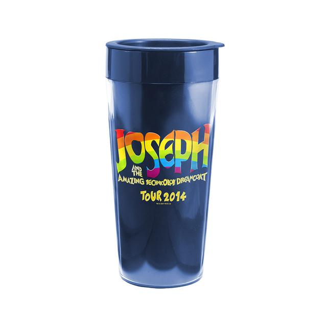 Joseph And The Amazing Technicolor Dreamcoat Joseph Tour 2014 Travel Mug