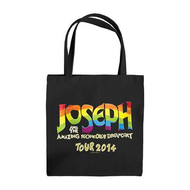 Joseph And The Amazing Technicolor Dreamcoat Joseph Tour Tote Bag