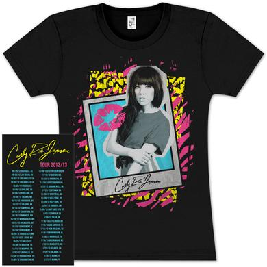 Carly Rae Jepsen Photo Babydoll T-Shirt