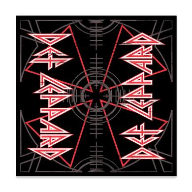 Rock Of Ages Def Leppard Target Bandana