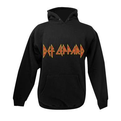 Rock Of Ages Def Leppard Pullover Hoodie