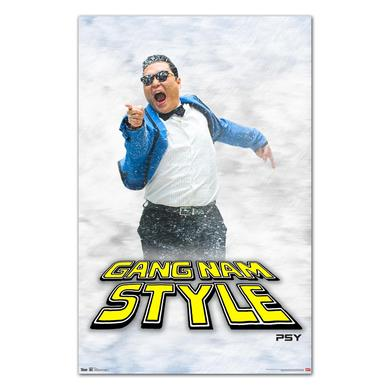 Psy Point Poster
