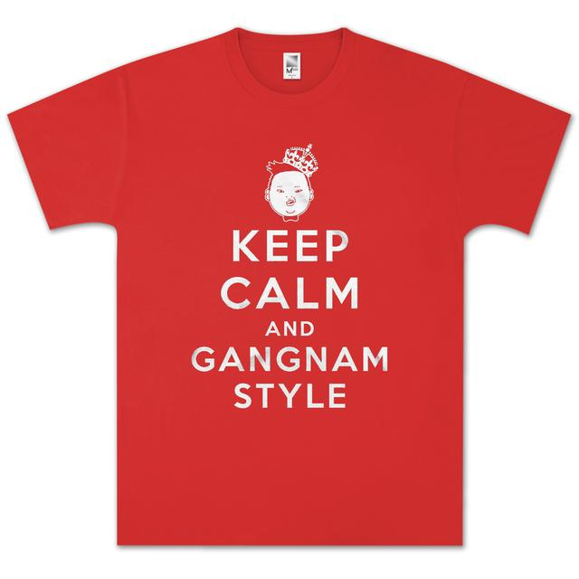PSY Keep Calm T-Shirt