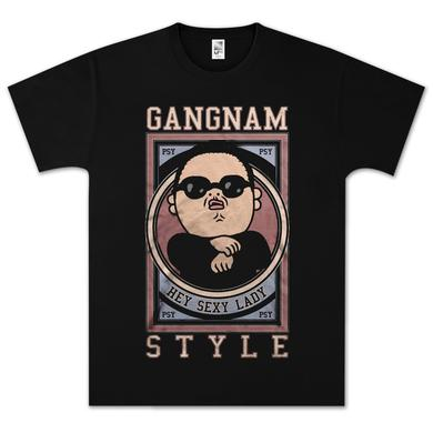 PSY Gangnam College Style T-Shirt