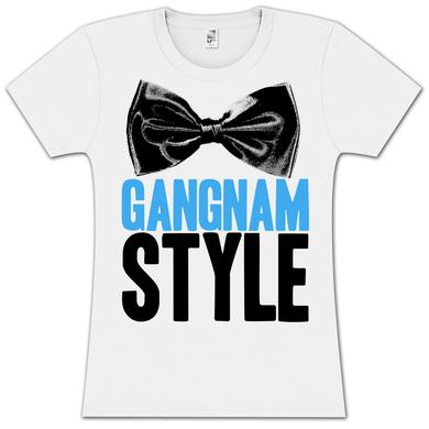 PSY Jr Bowtie Junior T Shirt