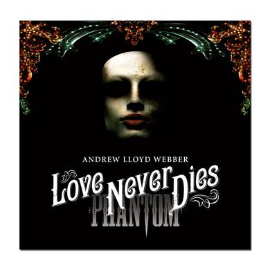 Love Never Dies Deluxe CD
