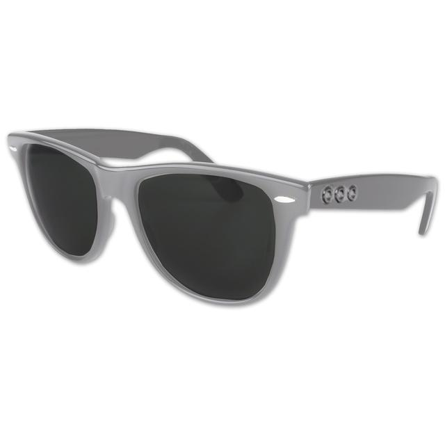 Swedish House Mafia Chrome Sunglasses