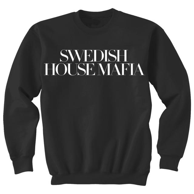 Swedish House Mafia Logo Crew Sweatshirt