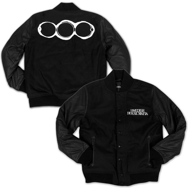 Swedish House Mafia Varsity Jacket
