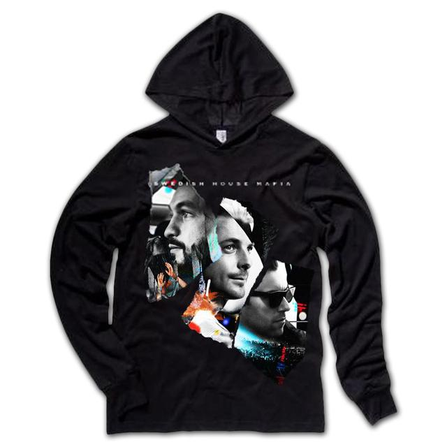 Swedish House Mafia SHM Leave The World Behind Pullover Hoodie