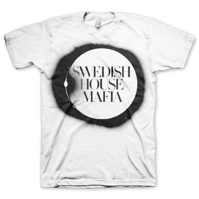 Swedish House Mafia Dot Logo T-Shirt