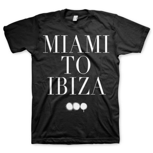 Swedish House Mafia Miami To Ibiza T-Shirt
