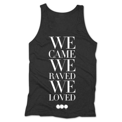 Swedish House Mafia Swedish House We Came We Raved Tank Vest