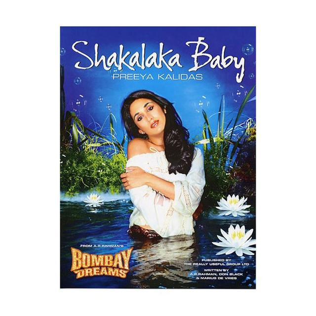 Really Useful Group Bombay Dreams Shakalaka Baby Sheet Music