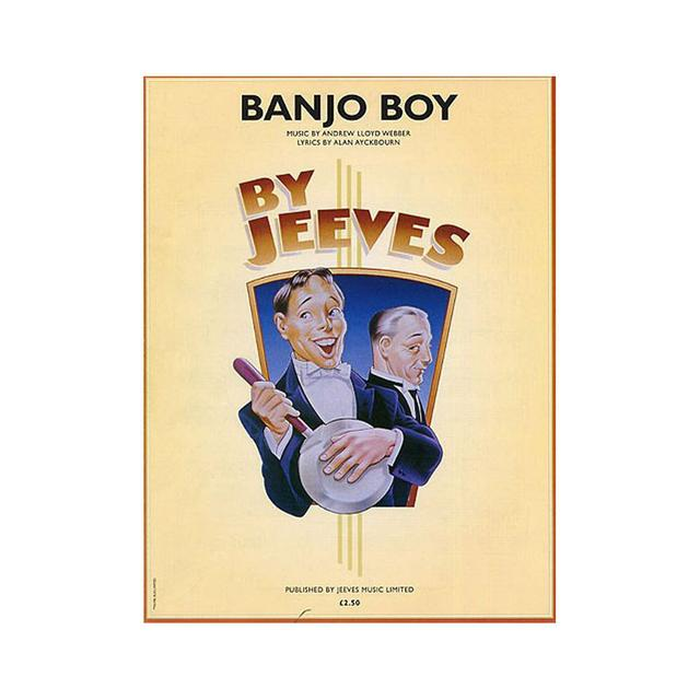 Really Useful Group By Jeeves Sheet Music - Banjo Boy