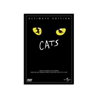 Really Useful Group Cats DVD Region 2