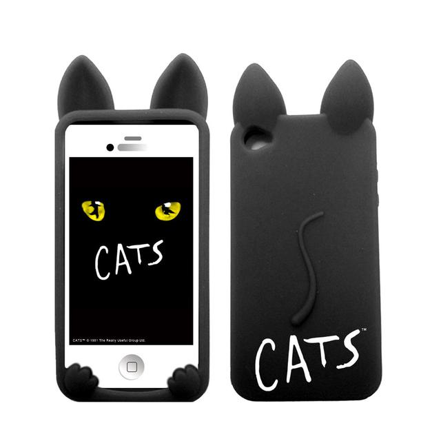 Really Useful Group Cats iPhone 4/4S Case