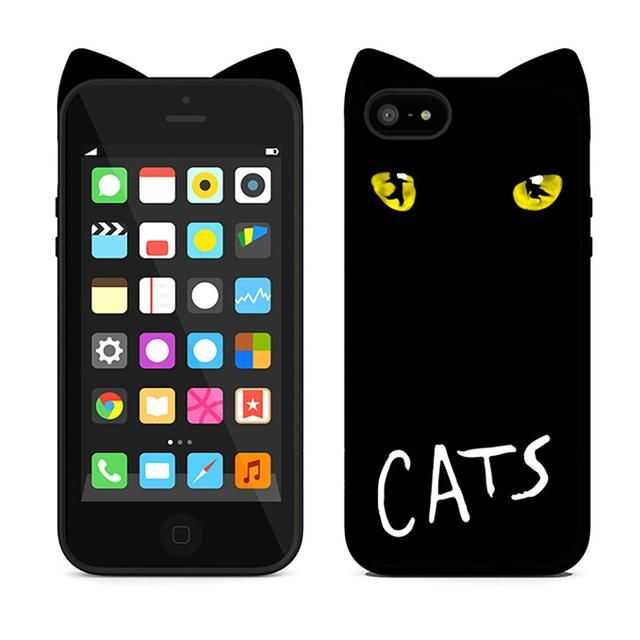 Really Useful Group Cats iPhone 5 Case