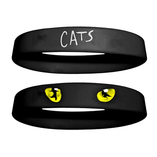 Really Useful Group Cats Silicone Wristband