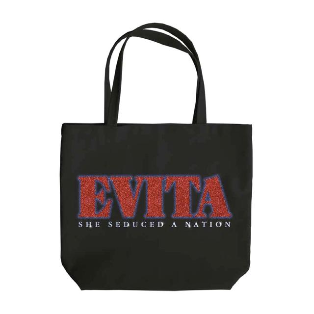Really Useful Group Evita Glitter Logo 2014 Tote Bag